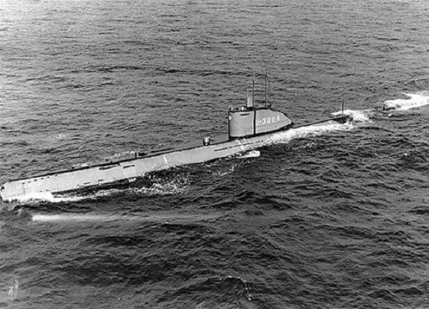 Kapal Selam U-bot XXI