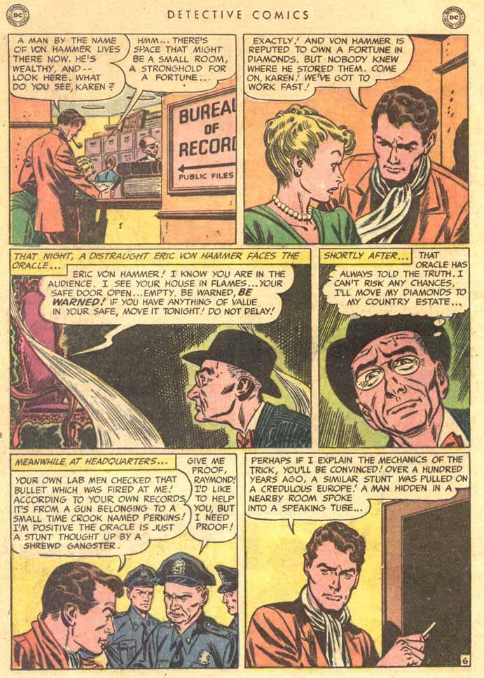 Read online Detective Comics (1937) comic -  Issue #160 - 22
