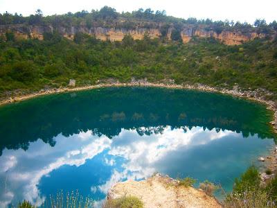 Laguna del Tejo, las lagunas de Cañada del Hoyo. Autor: Miguel Alejandro Castillo Moya