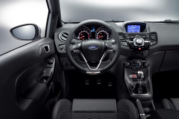 2017 Ford Fiesta  200 Review