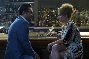 Ed Westwick and Erika Christensen in Wicked City (ABC)
