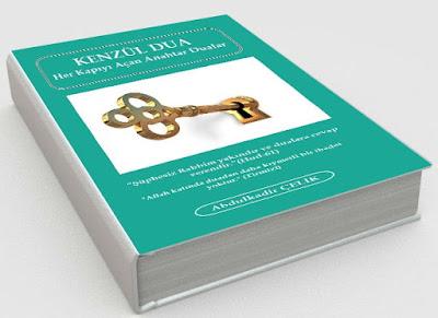 Her Kapıyı Açan Anahtar Dualar Kitabı