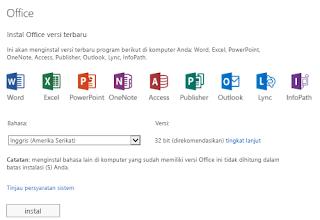Office 365 pilihan untuk kerja pintar