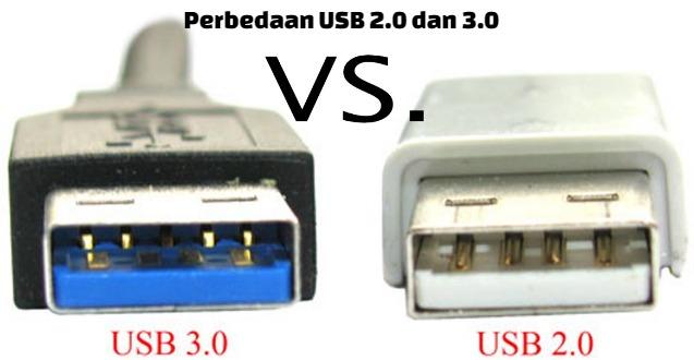 USB akronim dari universal serial bus merupakan suatu perangkat yang dipakai untuk me Perbedaan USB 2.0 dan 3.0 serta Penjelasannya