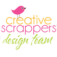 Creative Scrappers DT Member (Oct 2016- Aug 2017)