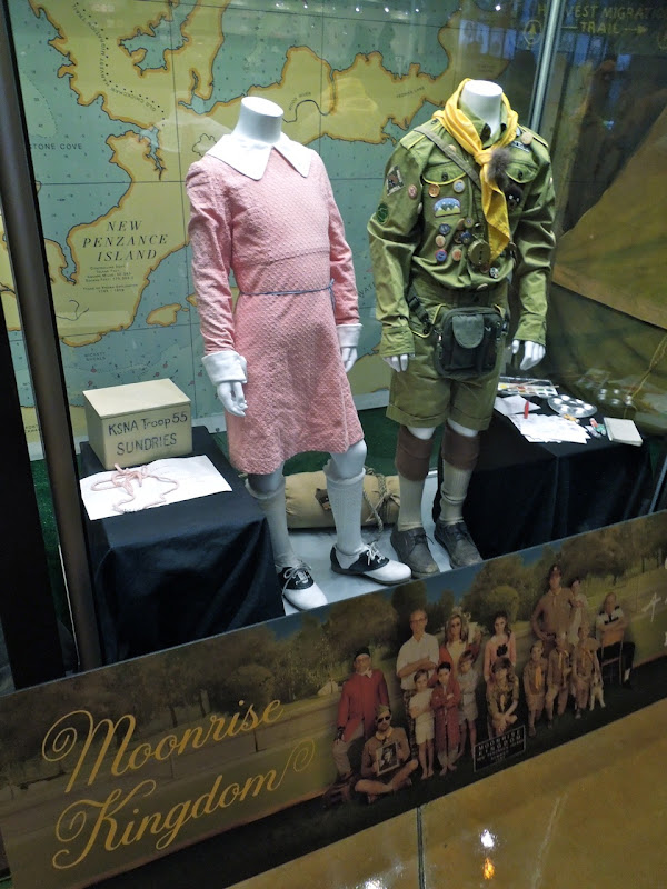 Moonrise Kingdom movie costumes