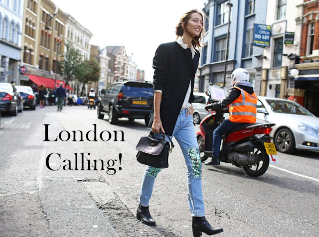 london fashion week street style 2014