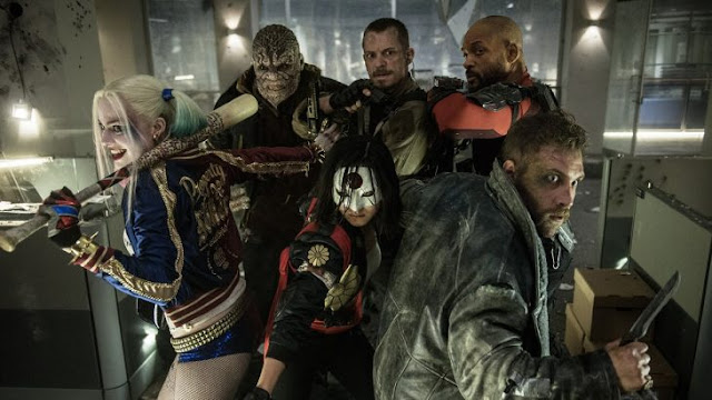 Anuncian que la película Suicide Squad será categoría PG-13