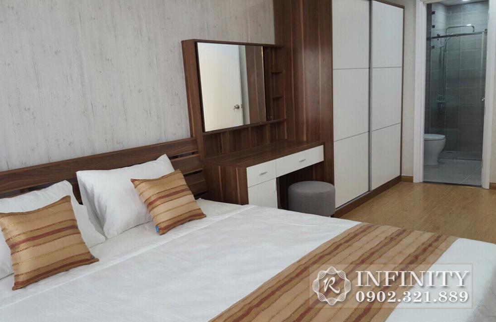 Căn hộ cho thuê Q5 Everrich Infinity - phòng ngủ 2