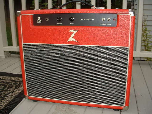doctor z amps