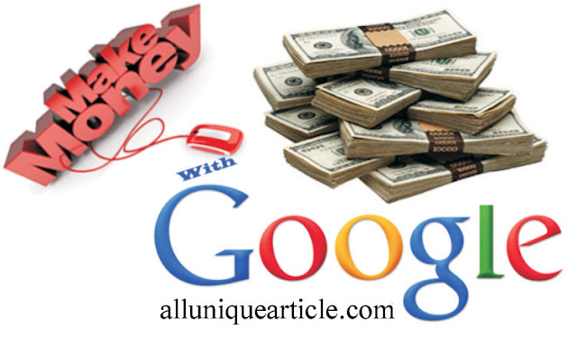 make money by google 100% guaranteed
