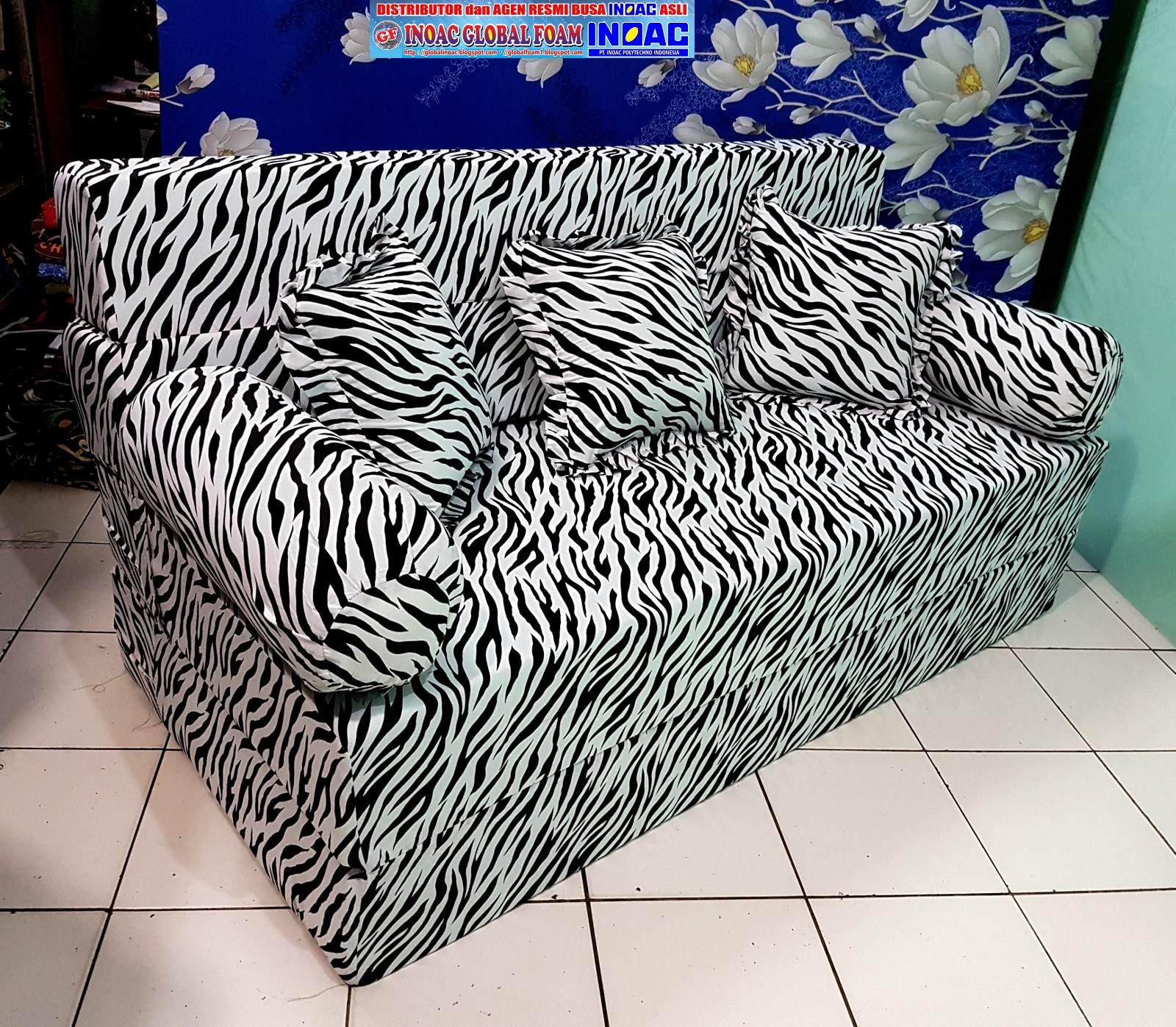 harga sofa bed inoac no 1 leather new jersey kasur 2018 distributor busa asli global