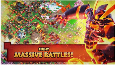 Samurai Siege V1448.0.0.0 Apk MOD Lots of Money For Android