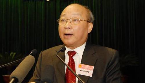 Ông Nguyễn Quốc Triệu