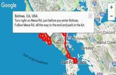 Tripline: aplicación para compartir viajes con mapas interactivos multimedia basados en Google Maps