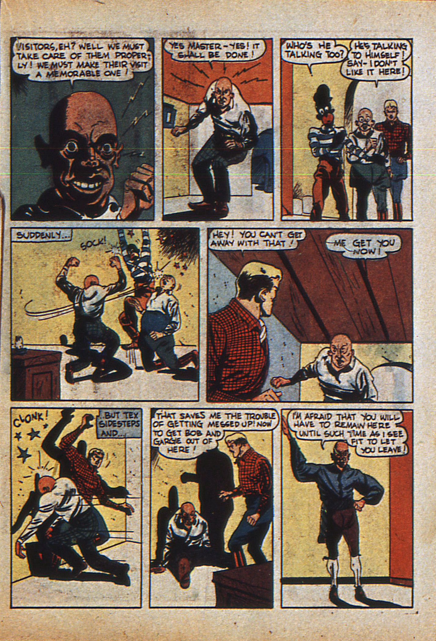 Read online Action Comics (1938) comic -  Issue #23 - 40
