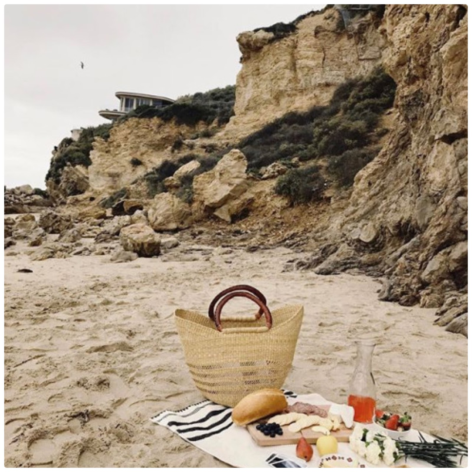 Weekend Favorites : Beach Picnic