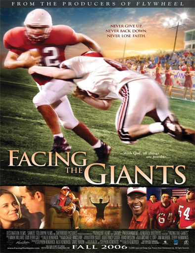 Ver Gigantes hacia la victoria (Facing the Giants) (2006) Online