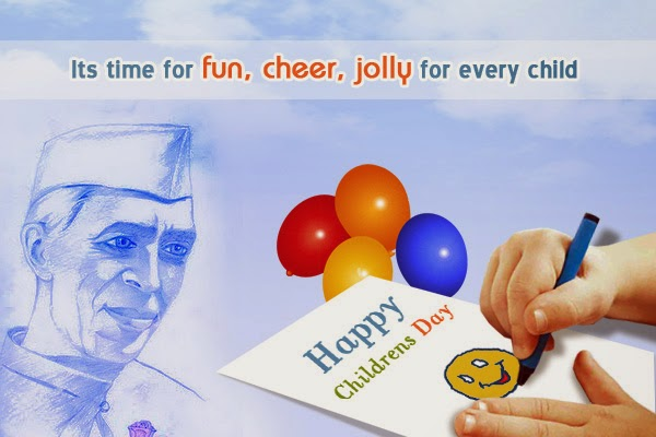 Childrens Day Greetings