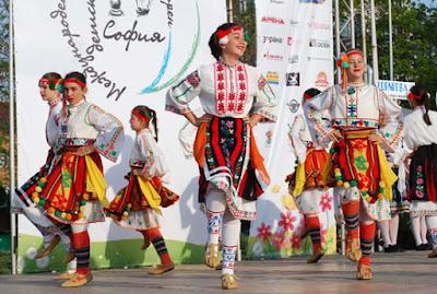 детски фолклорен фестивал 2016 софия