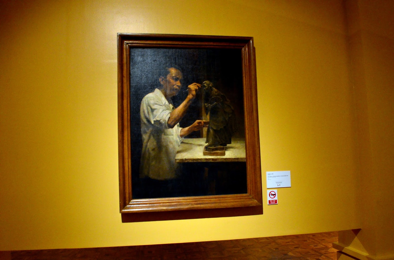 National Museum collection painting