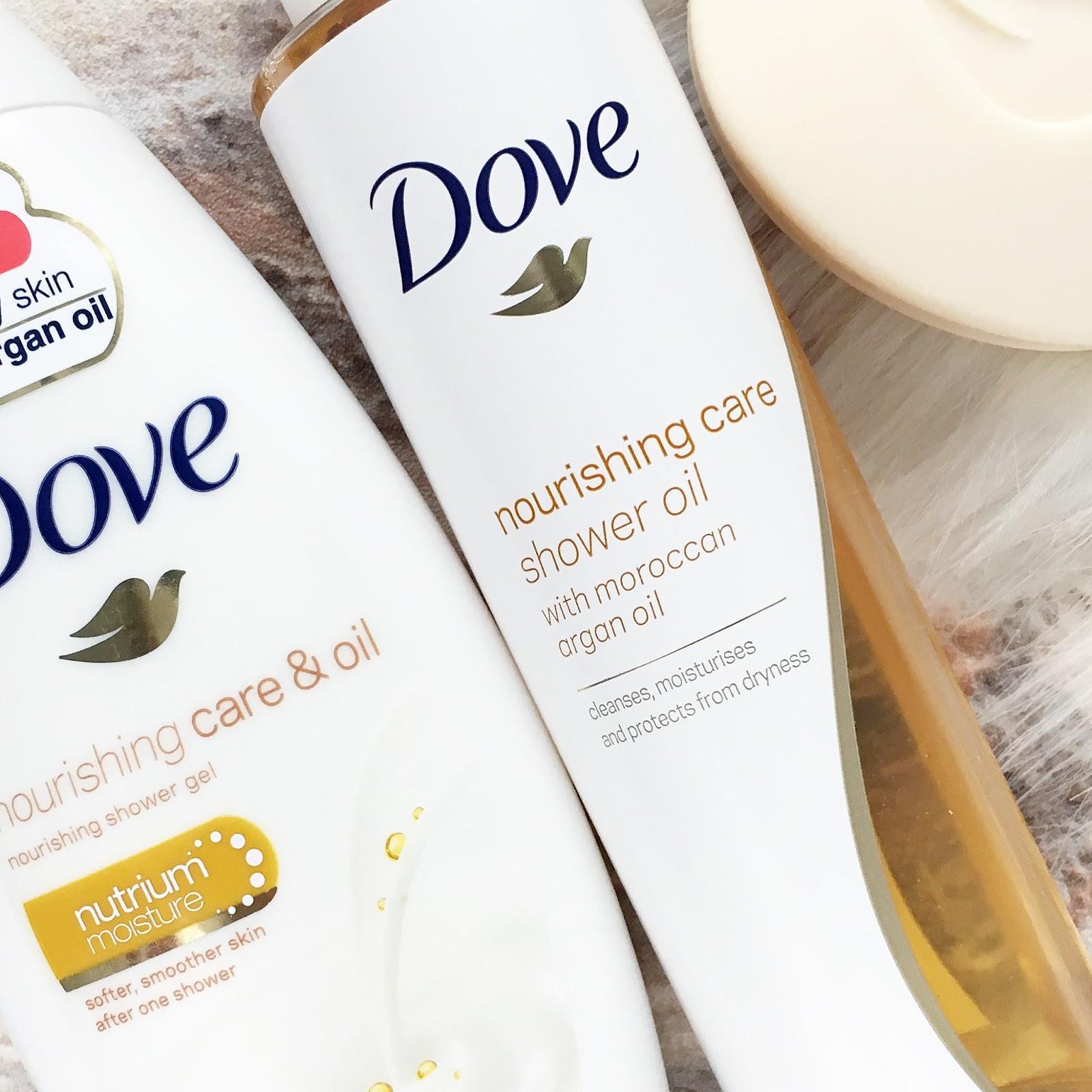 Dove - seria z marokańskim olejkiem arganowym do ciała