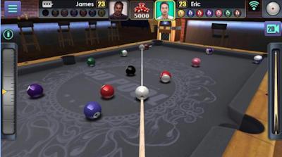 3D Pool Ball Mod Apk Terbaru
