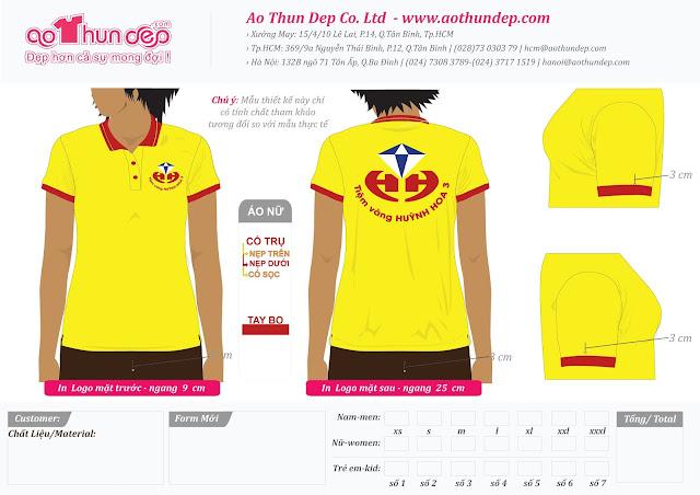 Đồng phục Huỳnh Hoa 3