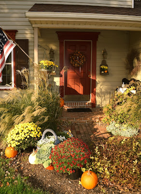 I'm Still Not Over Fall--Autumn Vignettes