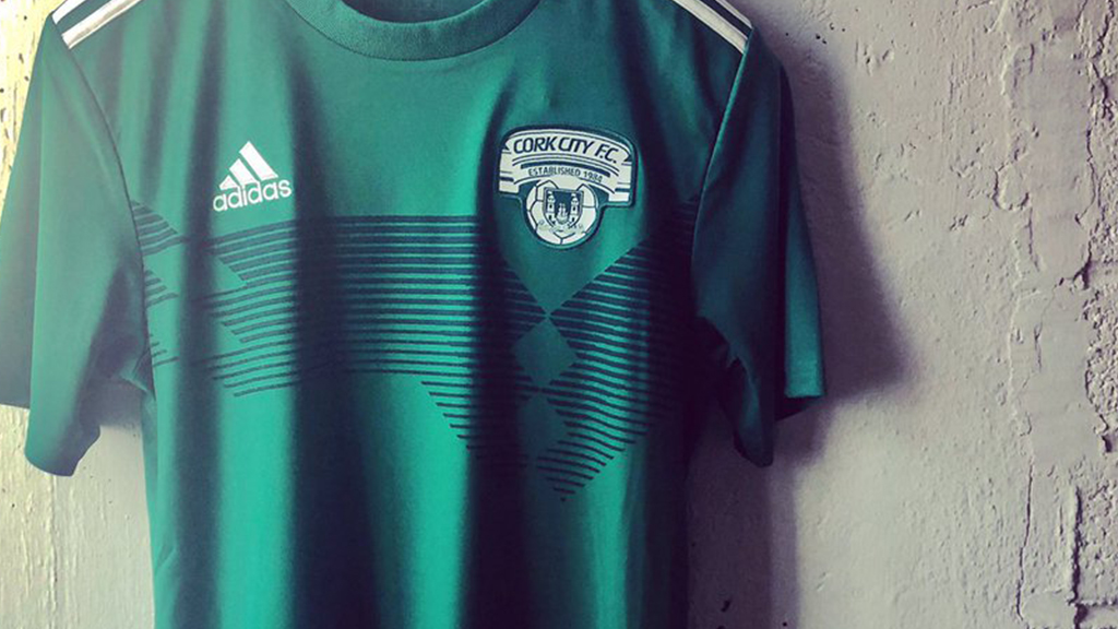 73d05c57614ecf Irish football club Cork City yesterday released a special retro jersey. The  Cork City FC 2019 retro jersey is made by Adidas