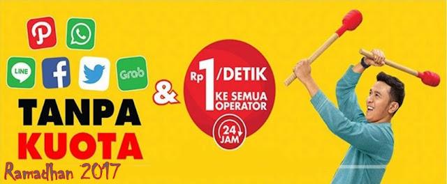Indosat Ooredoo Hadirkan Gratis Apps & Rp1