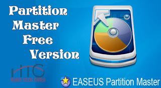 EaseUS Partition Master Free Version ki Jankari