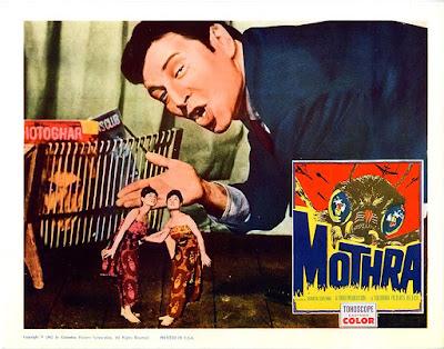 Mothra 1961 Image 6