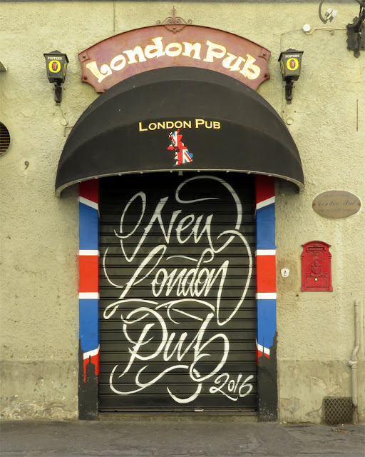 London Pub, Via Sardi, Livorno