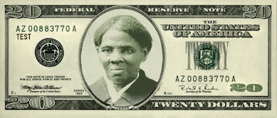 US $20 Harriet Tubman