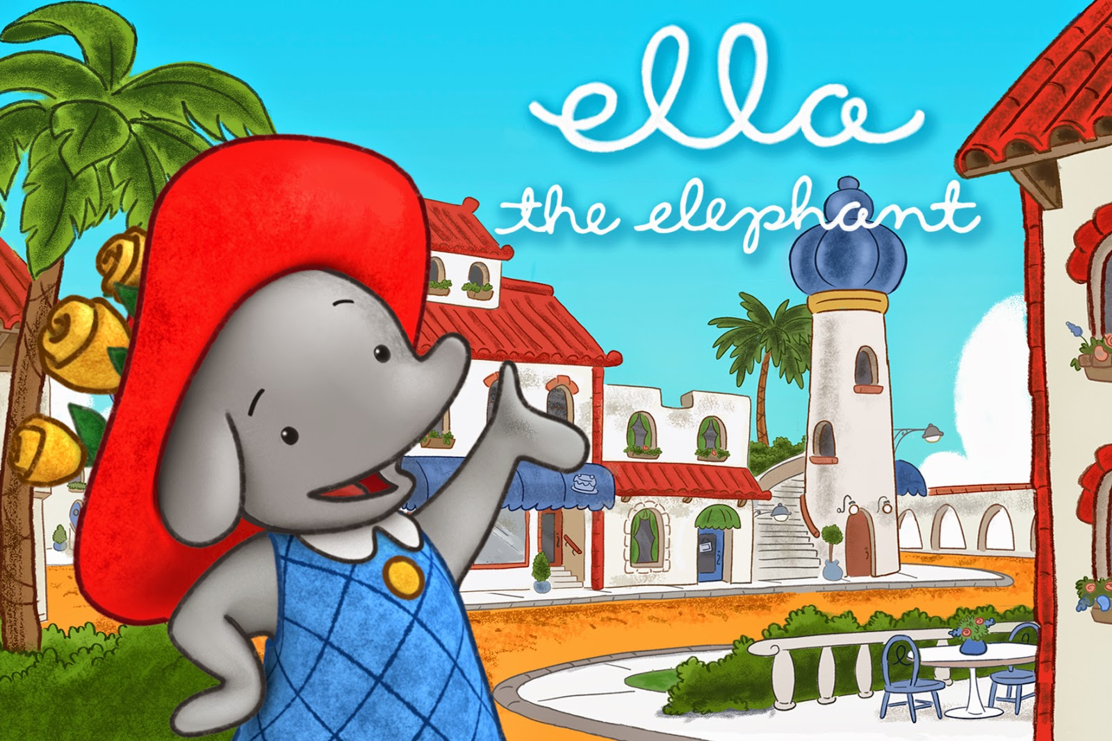 d2aa2734a Steven D Amico is the illustrator of Ella the Elegant Elephant. Carmela  D Amico is the author. They live in Seattle with their daughter Olivia.
