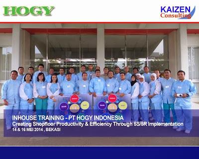Info lowongan Kerja Bekasi MM2100 PT Hogy Indonesia Operator Produksi