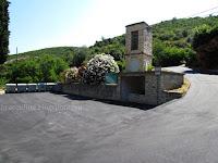 asfaltiranje ceste Dol slike otok Brač Online