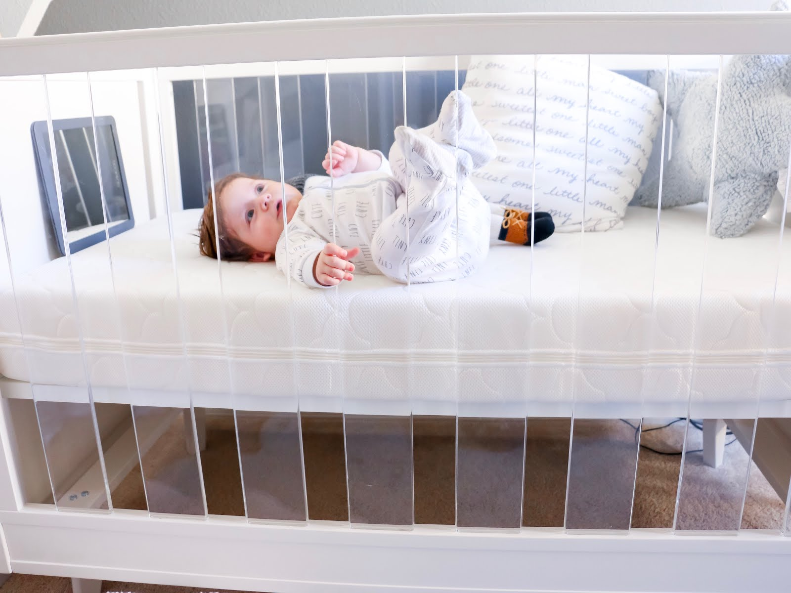Newton Breathable Mattress Reviews Newton Baby Crib Mattress Review Vivi Brizuela Beauty