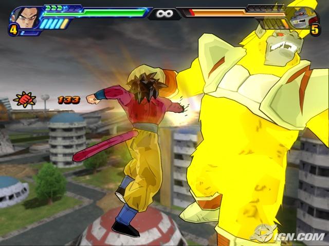 Dragon Ball Z Budokai Tenkaichi 3 [PC][Full Mega][1 Link ...