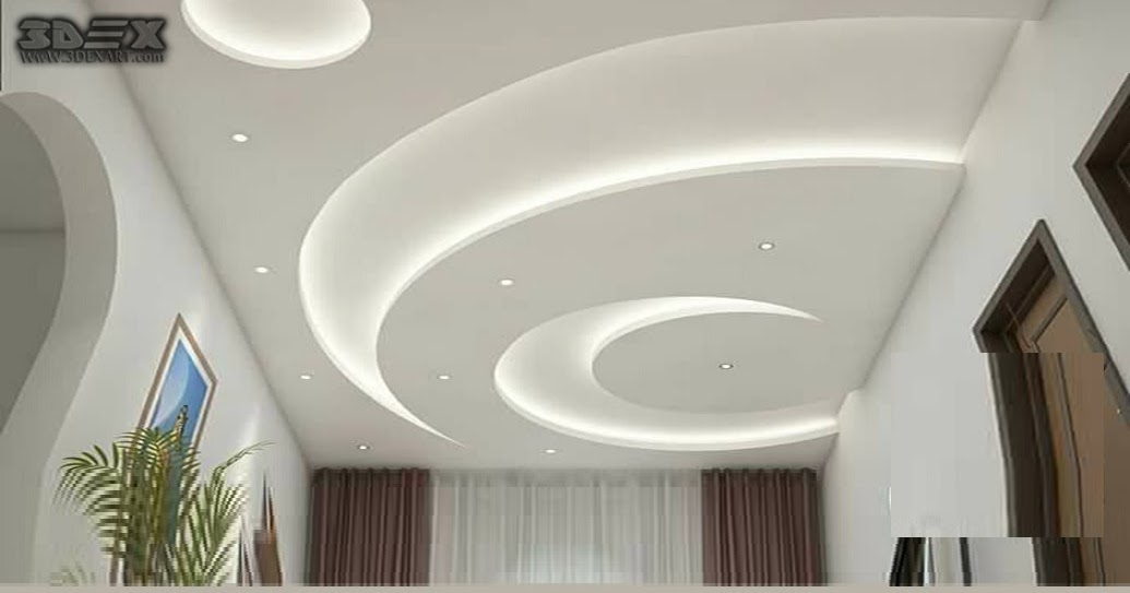 Latest pop design for hall 50 false ceiling designs for for Latest ceiling designs living room