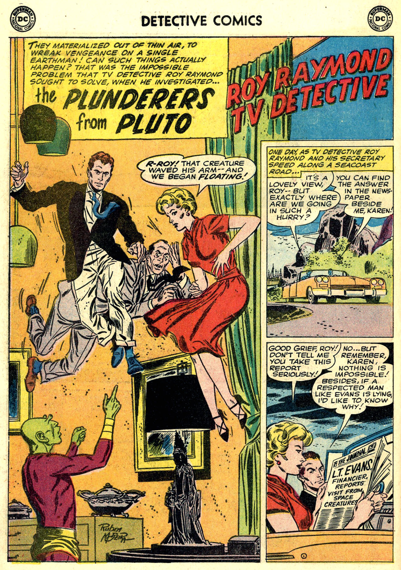 Detective Comics (1937) 273 Page 17