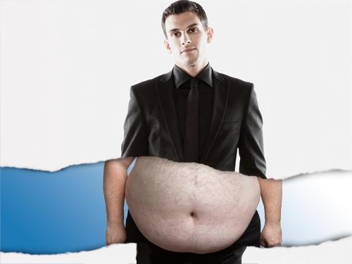 Como disminuir la grasa visceral