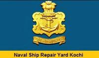 Naval Ship Repair Yard Recruitment 2018 128 Apprentice Vacancy