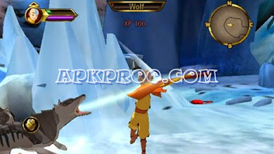 Download Avatar The Last Airbender ISO/CSO PPSSPP Save Data For Android