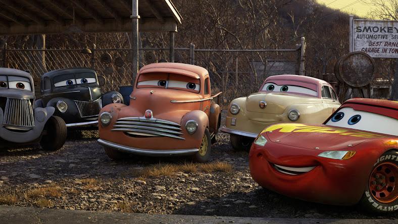 Fotograma: Cars 3