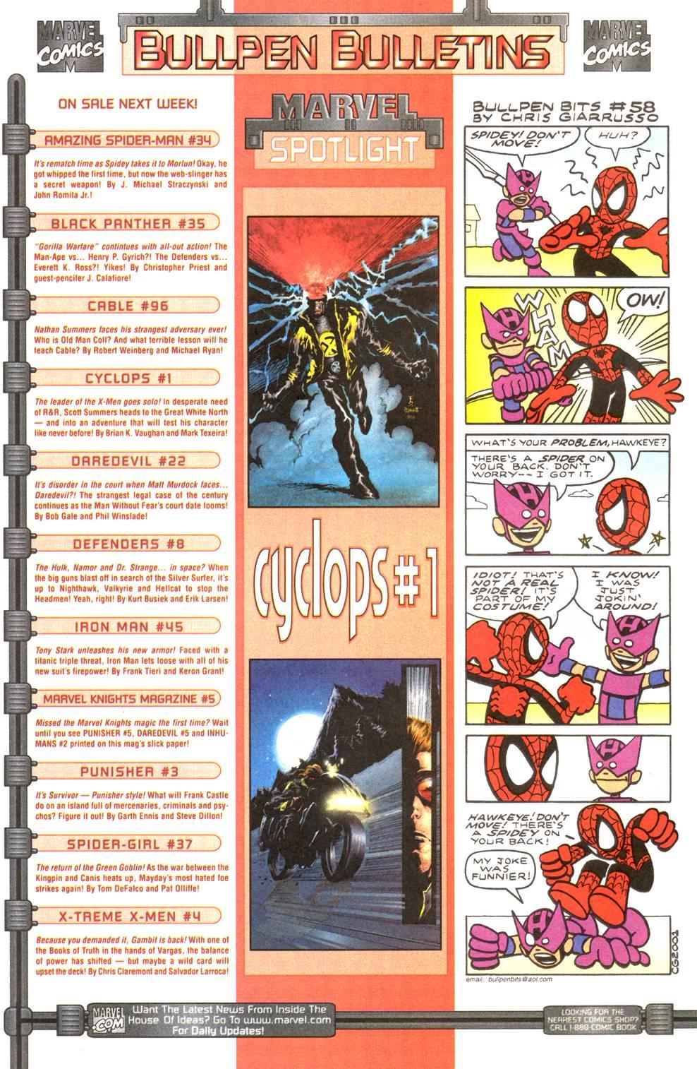 Thor (1998) Issue #40 #41 - English 14