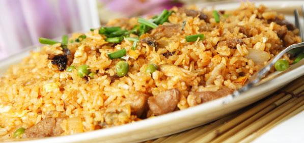 Cara membuat nasi goreng sederhana yang enak