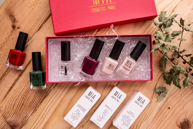 Conociendo Mía Cosmetics París: esmaltes de uñas alucinantes para una manicura alucinante.