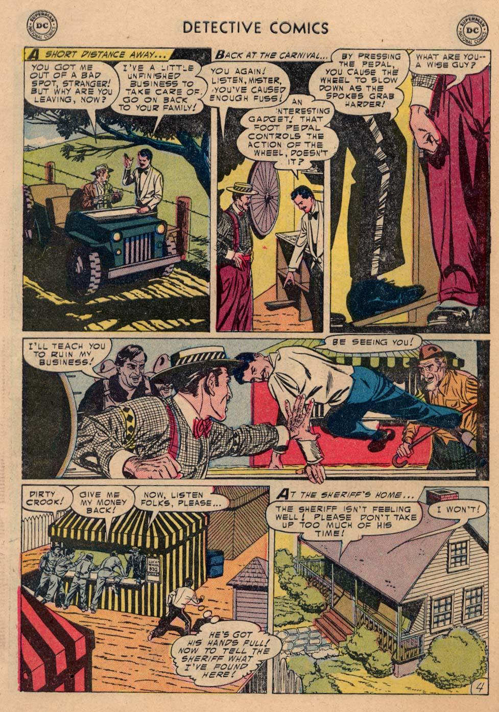 Read online Detective Comics (1937) comic -  Issue #212 - 23